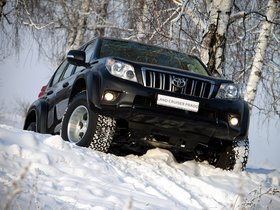 Ver foto 6 de Arctic Trucks Toyota Land Cruiser Prado AT35 2009