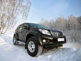 Ver foto 5 de Arctic Trucks Toyota Land Cruiser Prado AT35 2009