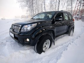 Ver foto 4 de Arctic Trucks Toyota Land Cruiser Prado AT35 2009