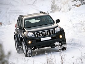 Ver foto 3 de Arctic Trucks Toyota Land Cruiser Prado AT35 2009