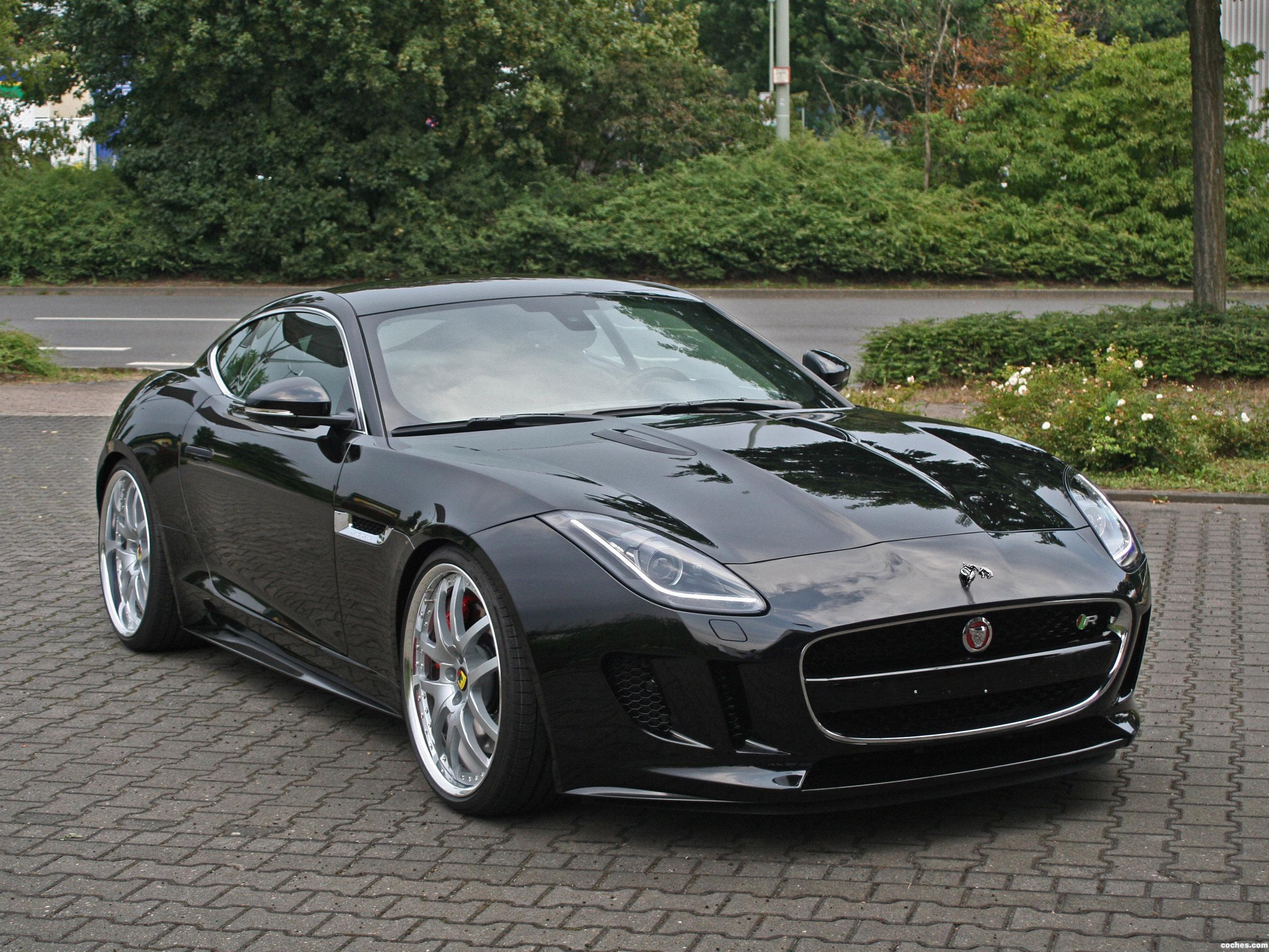 Foto 0 de Arden Jaguar F-Type R Coupe 2014