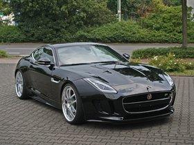 Fotos de Arden Jaguar F-Type R Coupe 2014