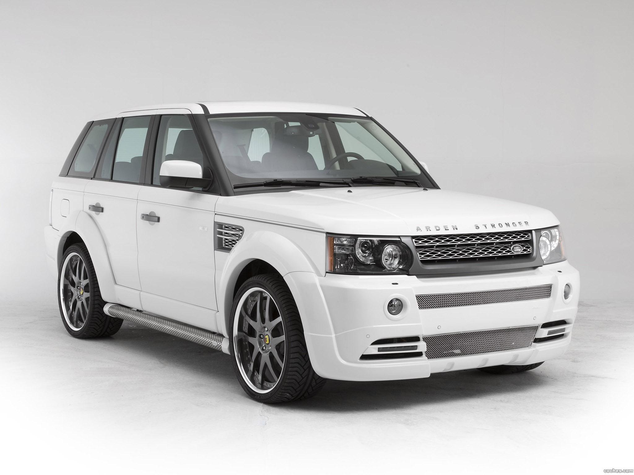Foto 0 de Arden Range Rover AR6 2010