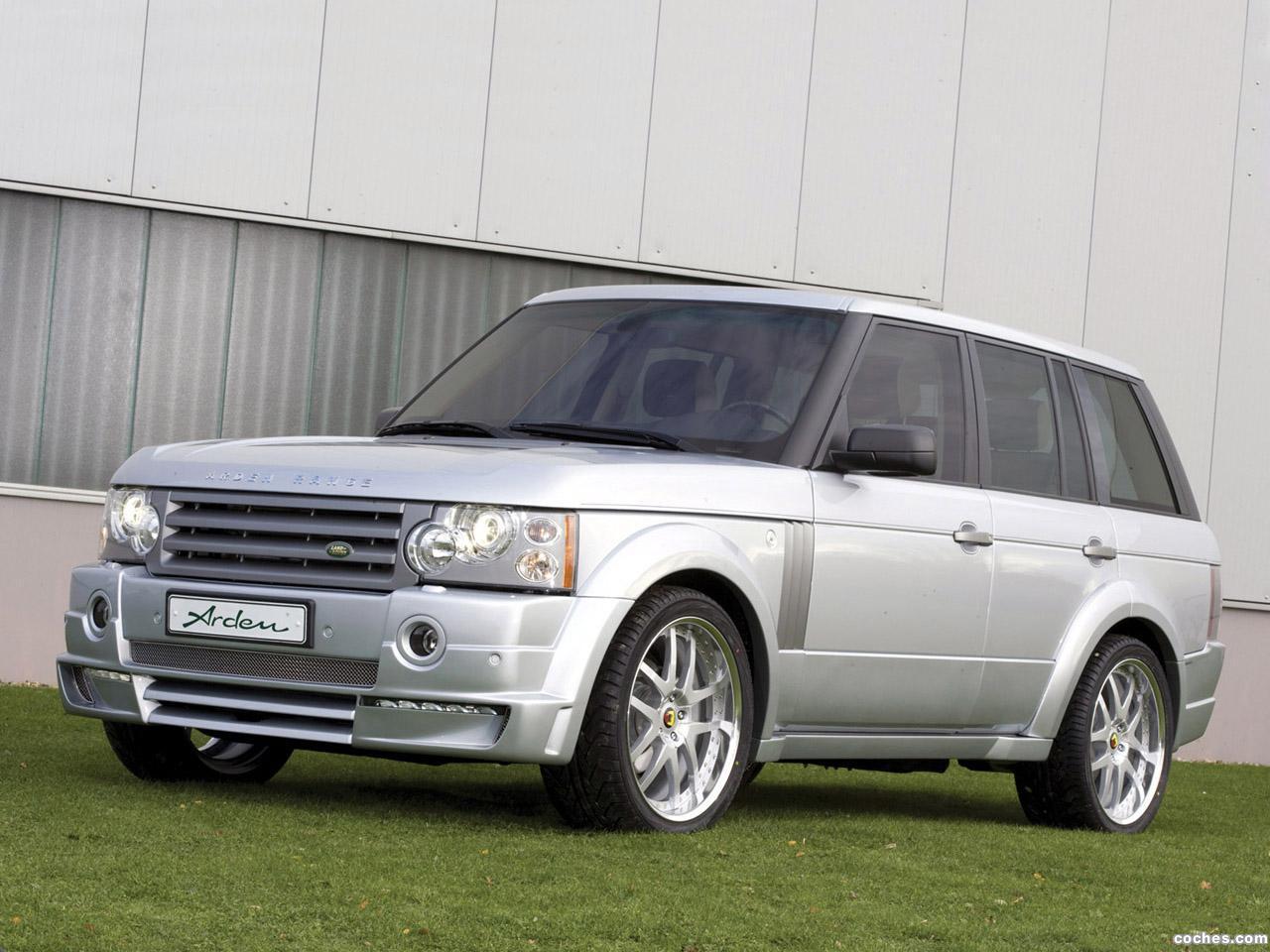 Foto 0 de Arden Land Rover Range Rover AR7 Highlander 2007