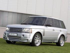 Ver foto 1 de Arden Land Rover Range Rover AR7 Highlander 2007