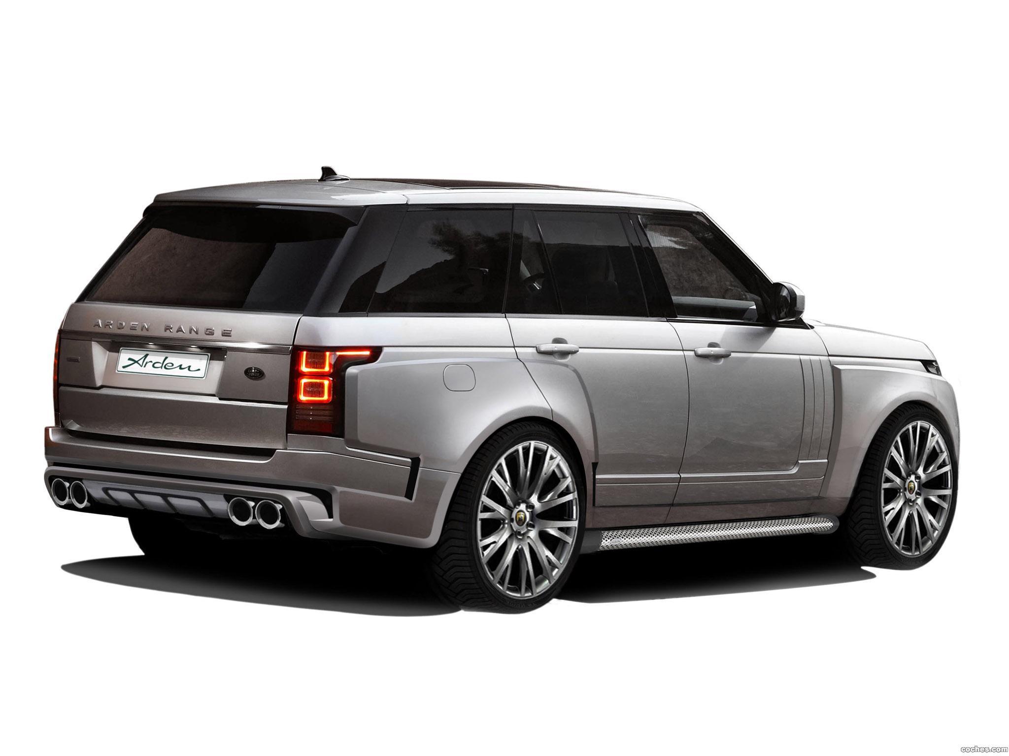 Foto 1 de Arden Land Rover Range Rover AR 9 2013