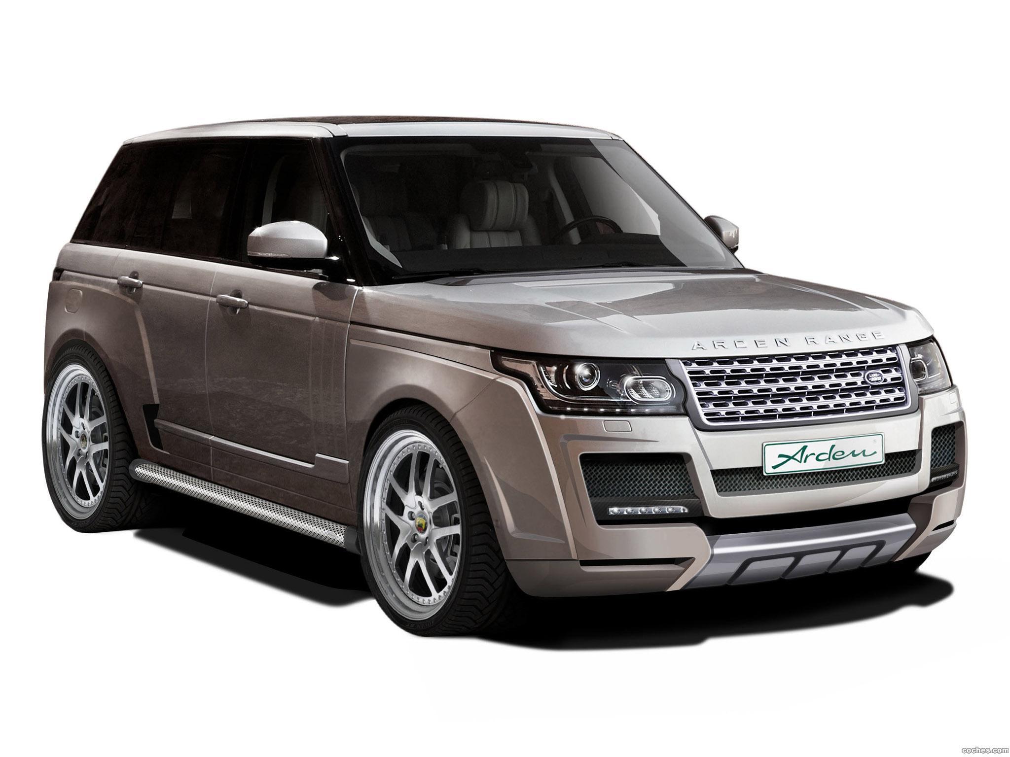 Foto 0 de Arden Land Rover Range Rover AR 9 2013