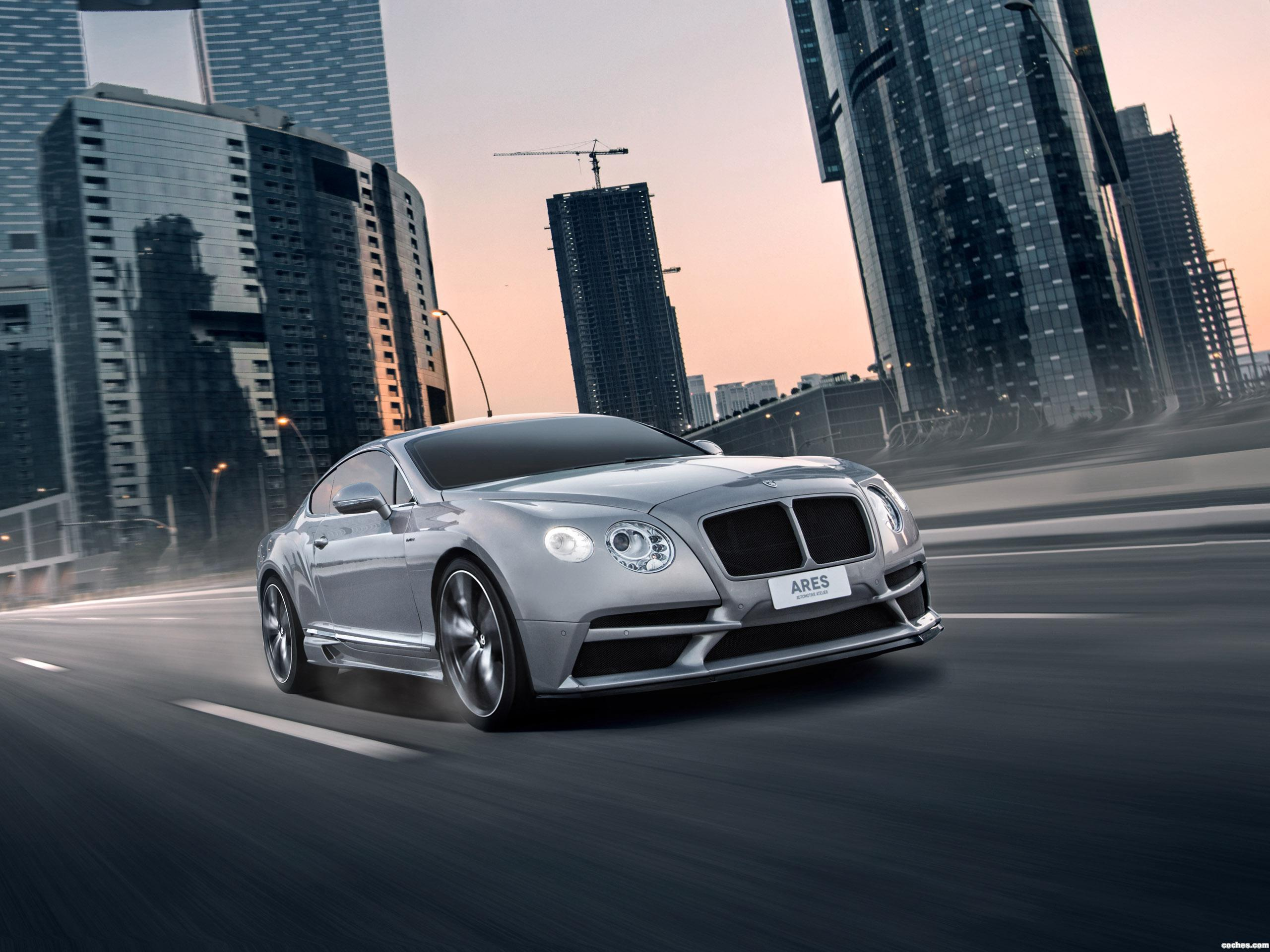 Foto 0 de Ares-Design Bentley Continental GT 2014