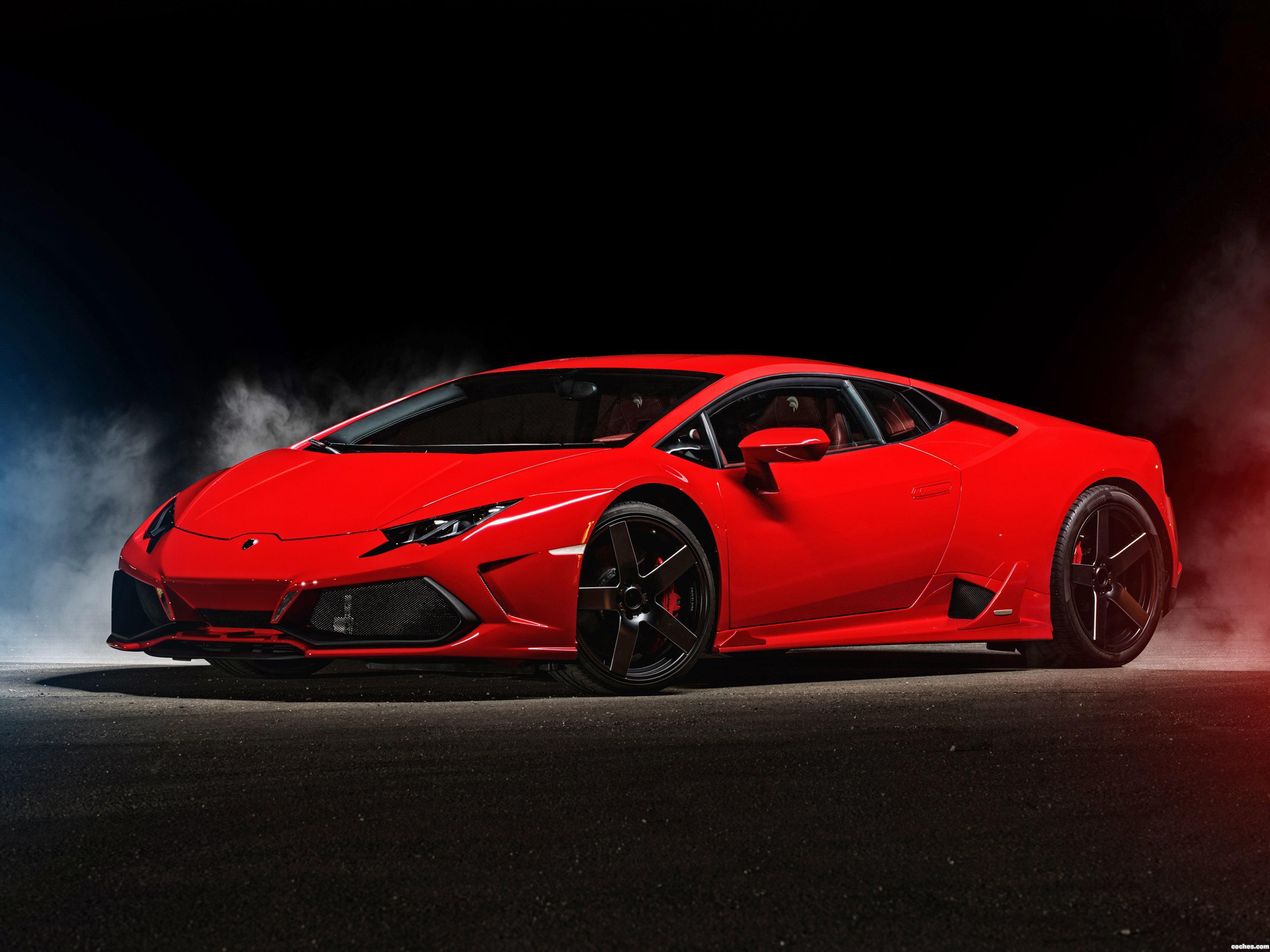 Foto 0 de Ares-Design Lamborghini Huracan LB724 2015