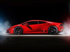 Ver foto 3 de Ares-Design Lamborghini Huracan LB724 2015