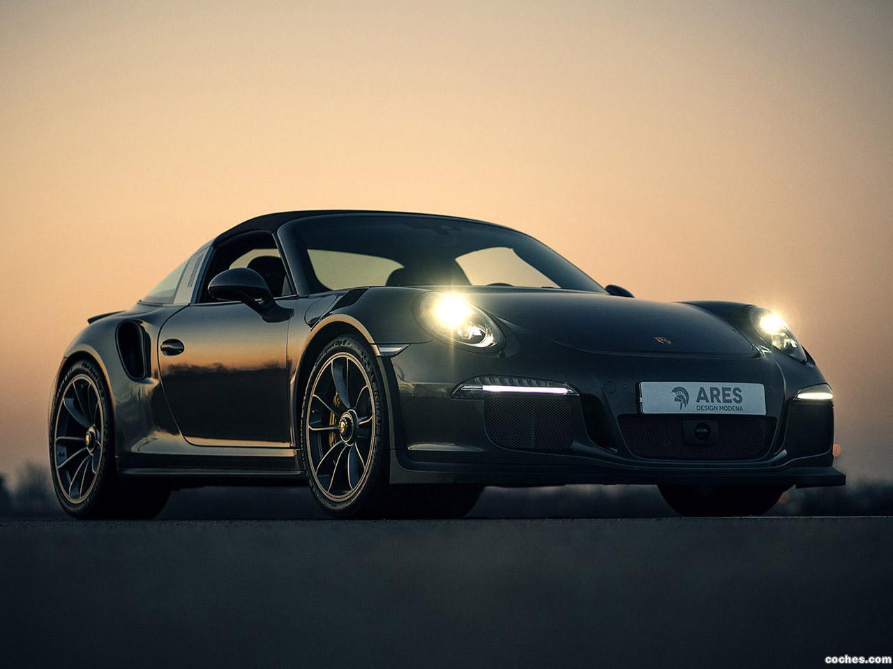 Foto 0 de ARES Design Porsche 911 GT3 Targa 991 2018