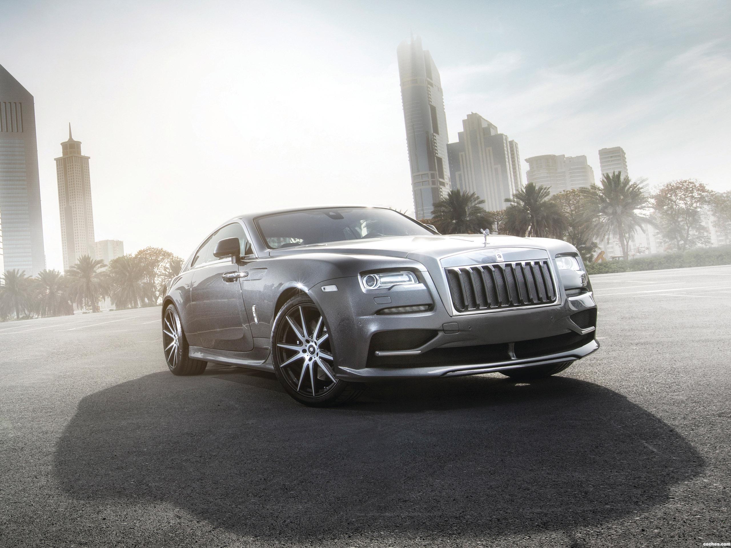 Foto 0 de Ares-Design Rolls Royce Wraith 2014