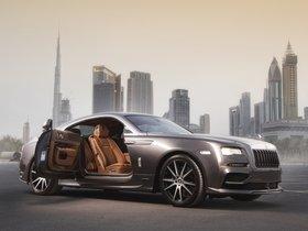Ver foto 2 de Ares-Design Rolls Royce Wraith 2014