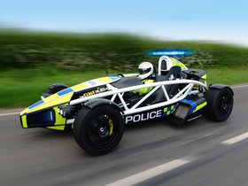 Ver foto 3 de Ariel Atom Police Car 2014