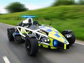 Ver foto 1 de Ariel Atom Police Car 2014