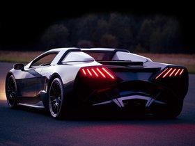 Ver foto 15 de Arrinera Venocara Supercar Concept 2011