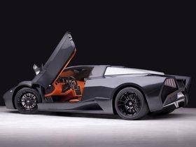 Ver foto 12 de Arrinera Venocara Supercar Concept 2011