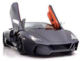 Ver foto 11 de Arrinera Venocara Supercar Concept 2011