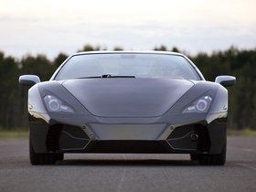 Ver foto 8 de Arrinera Venocara Supercar Concept 2011