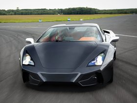 Ver foto 5 de Arrinera Venocara Supercar Concept 2011