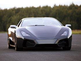 Ver foto 4 de Arrinera Venocara Supercar Concept 2011