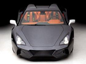 Ver foto 2 de Arrinera Venocara Supercar Concept 2011
