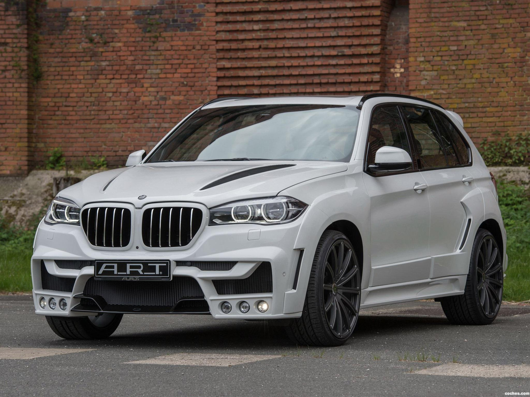 Foto 0 de ART-Tuning BMW X5 F15 2015