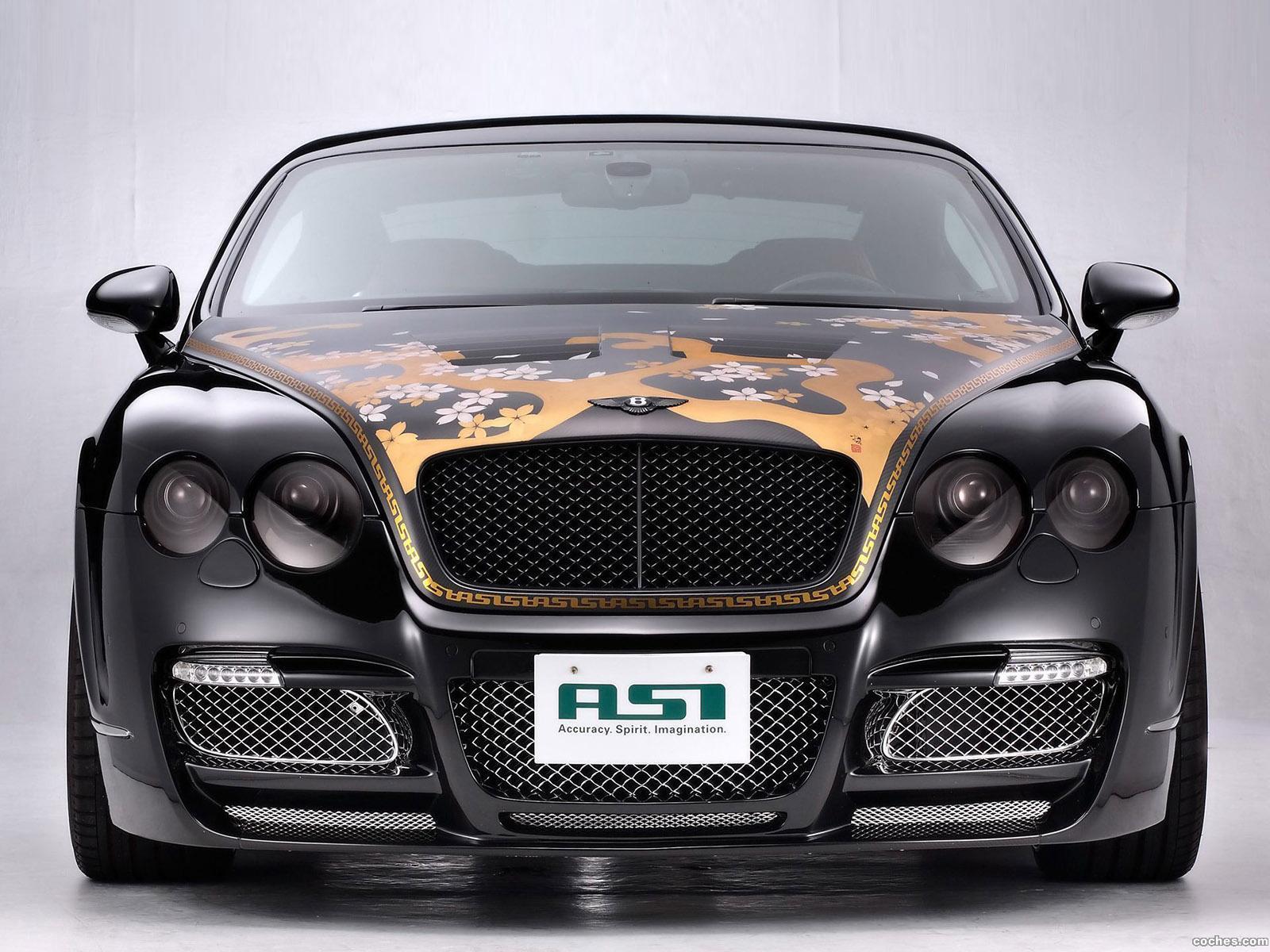 Foto 7 de Bentley Continental-GT 2009
