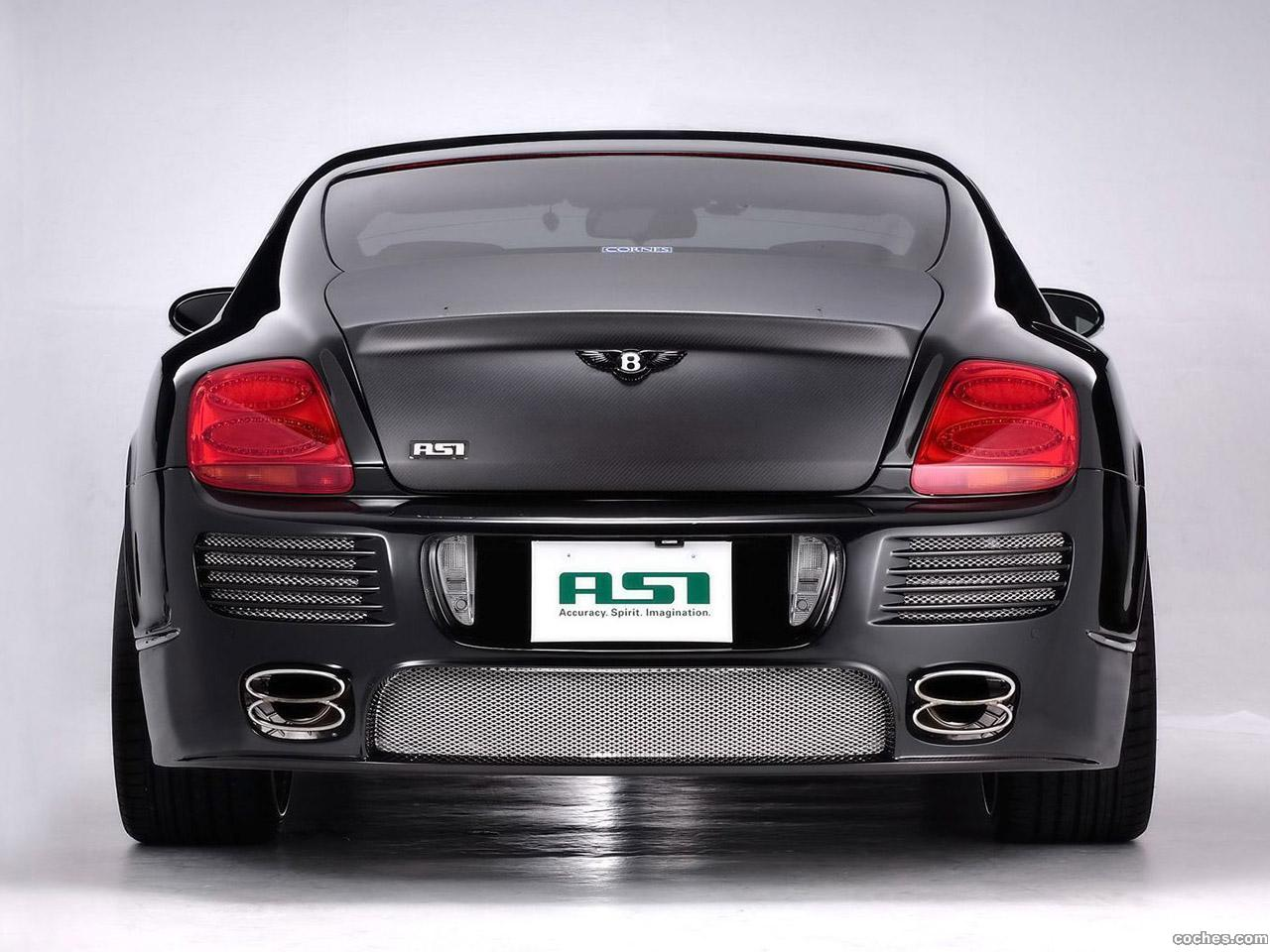 Foto 6 de Bentley Continental-GT 2009