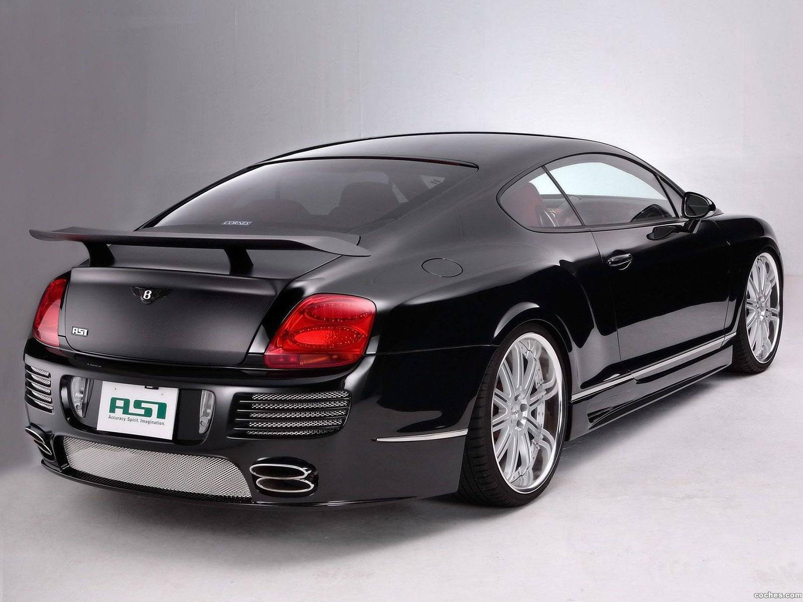 Foto 4 de Bentley Continental-GT 2009