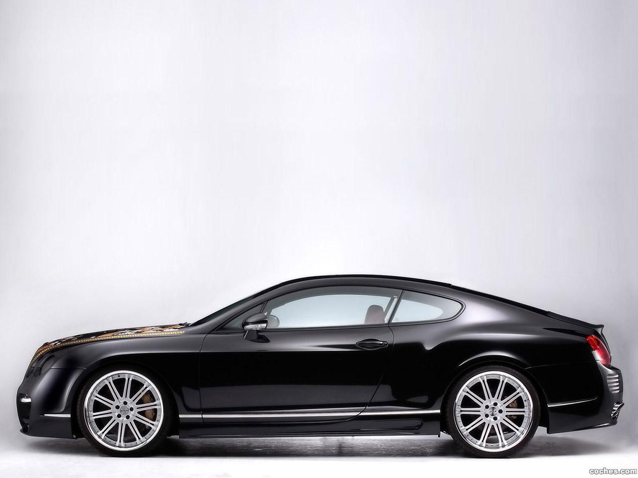 Foto 2 de Bentley Continental-GT 2009