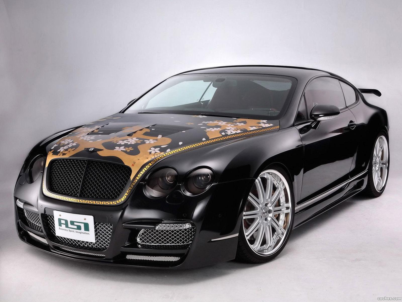 Foto 0 de Bentley Continental-GT 2009