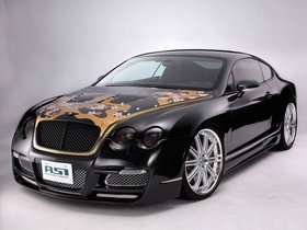 Ver foto 9 de Bentley Continental-GT 2009