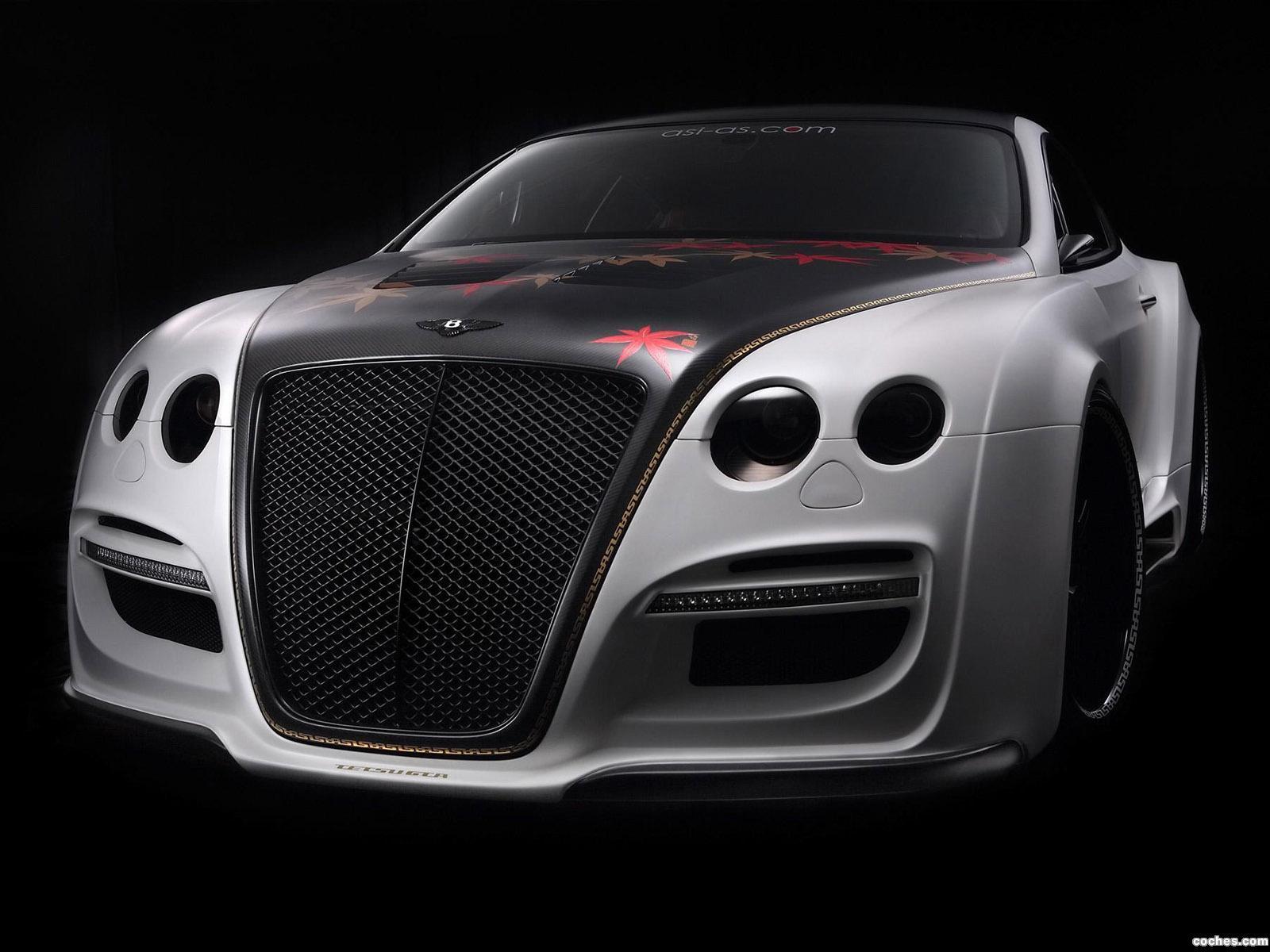 Foto 0 de ASI Bentley Continental GT Tetsu GTR 2009