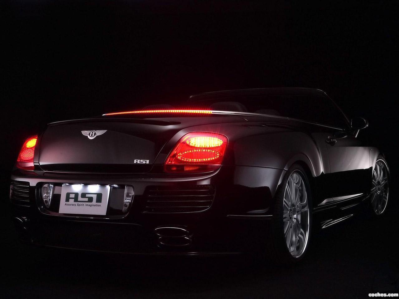 Foto 16 de ASI Bentley Continental GTC 2009