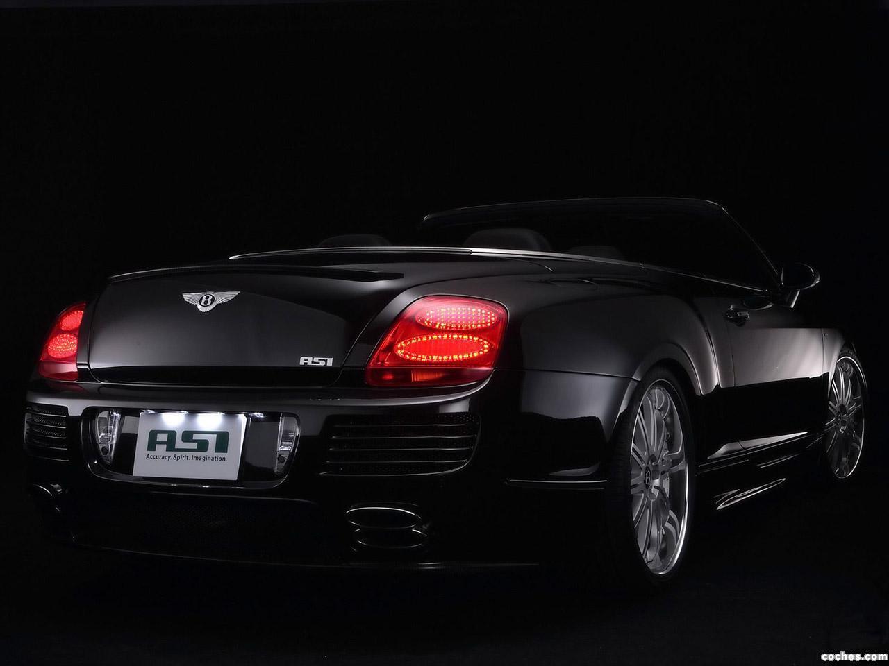 Foto 15 de ASI Bentley Continental GTC 2009