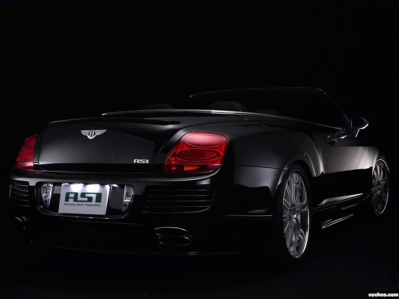 Foto 13 de ASI Bentley Continental GTC 2009
