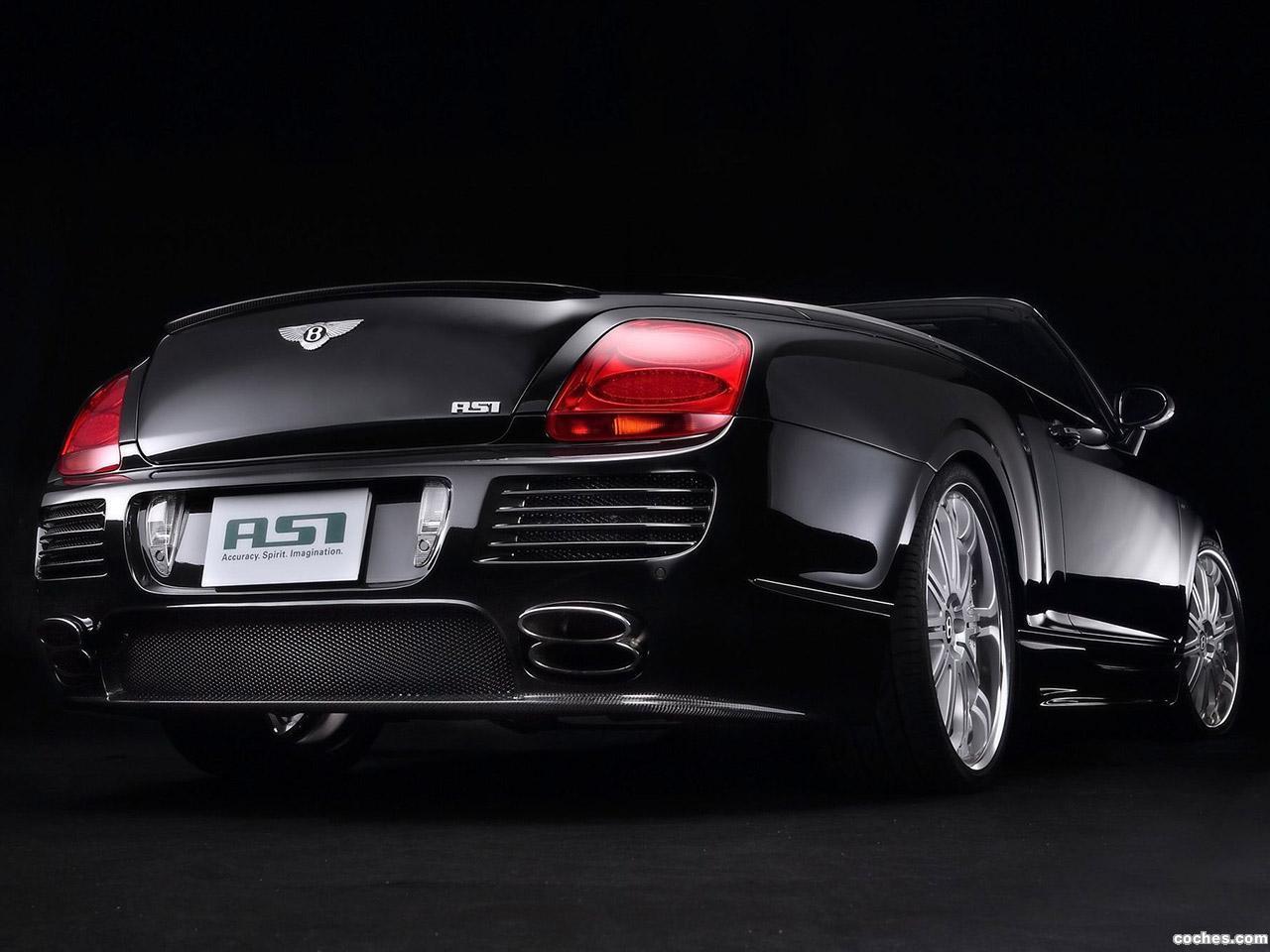 Foto 11 de ASI Bentley Continental GTC 2009