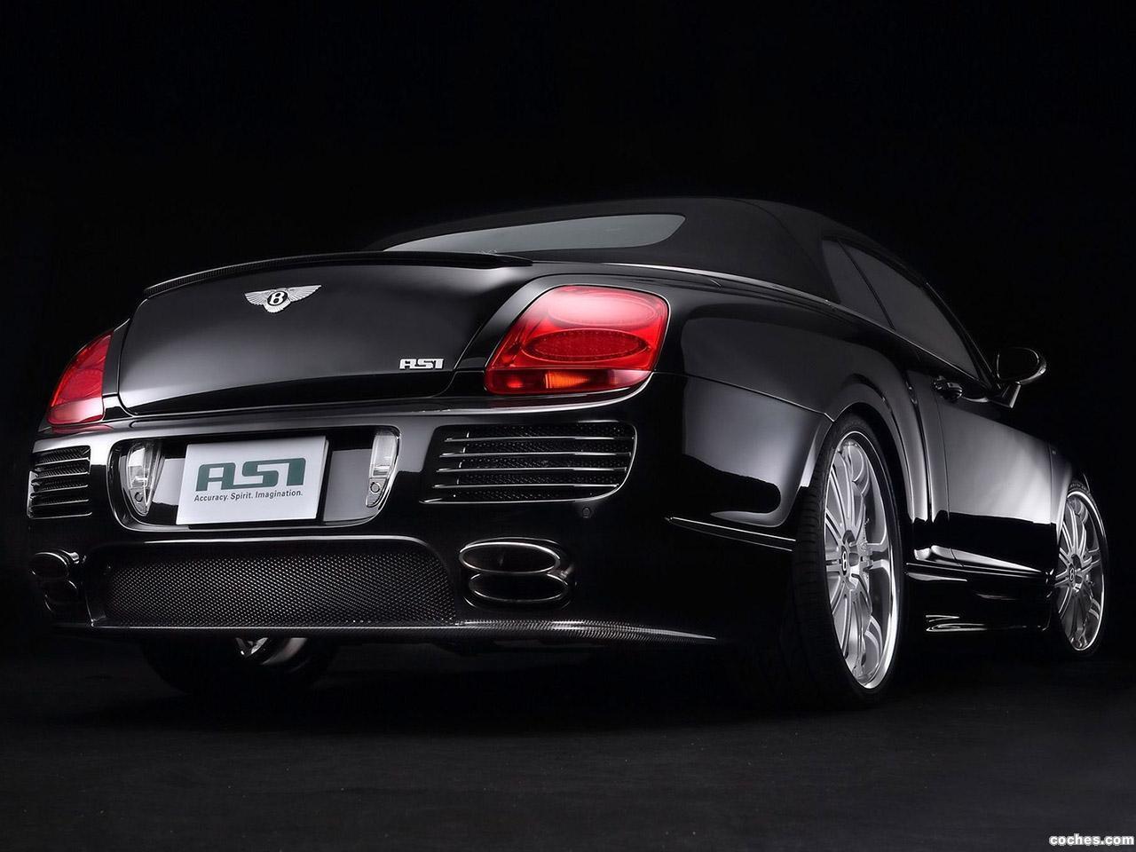 Foto 10 de ASI Bentley Continental GTC 2009