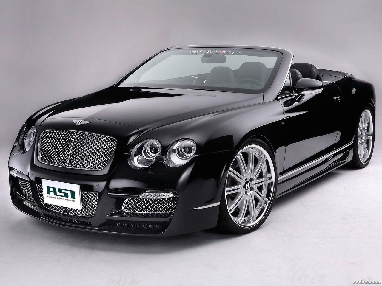 Foto 7 de ASI Bentley Continental GTC 2009