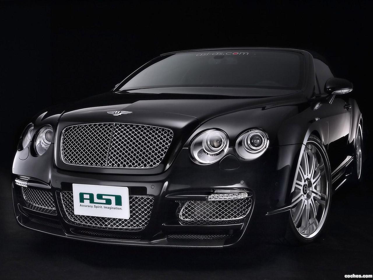 Foto 4 de ASI Bentley Continental GTC 2009