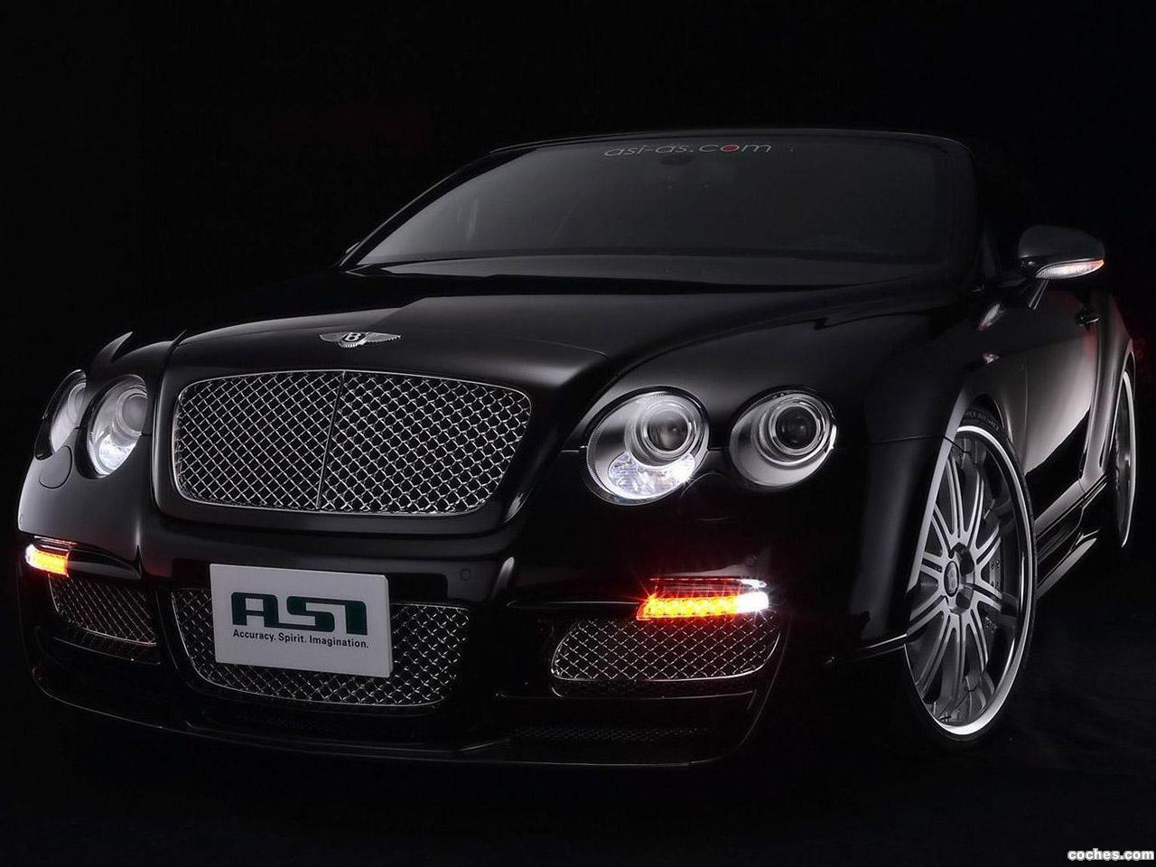 Foto 2 de ASI Bentley Continental GTC 2009