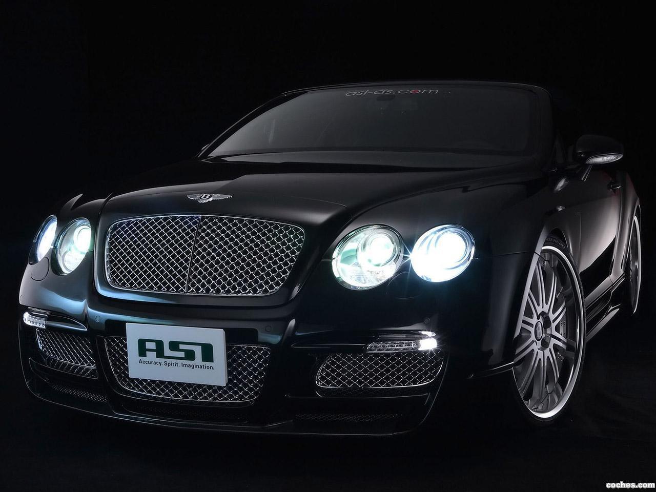 Foto 1 de ASI Bentley Continental GTC 2009