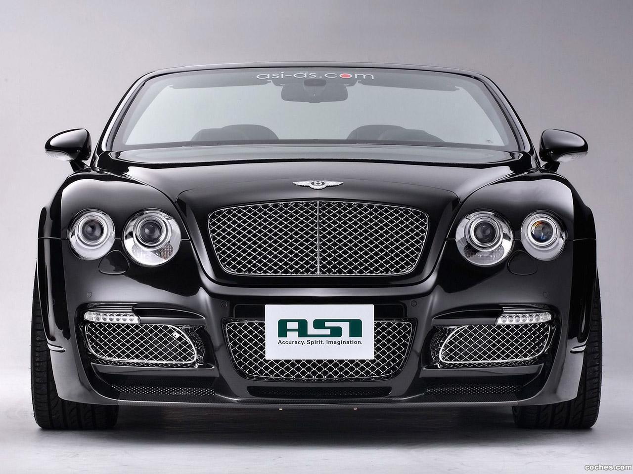 Foto 21 de ASI Bentley Continental GTC 2009