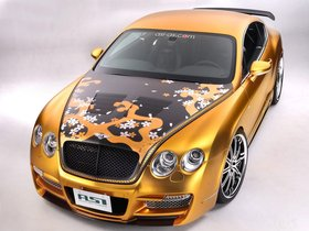 Ver foto 7 de Bentley Continental GTS Gold 2008