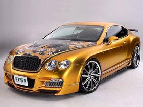 Fotos de Bentley Continental GTS Gold 2008