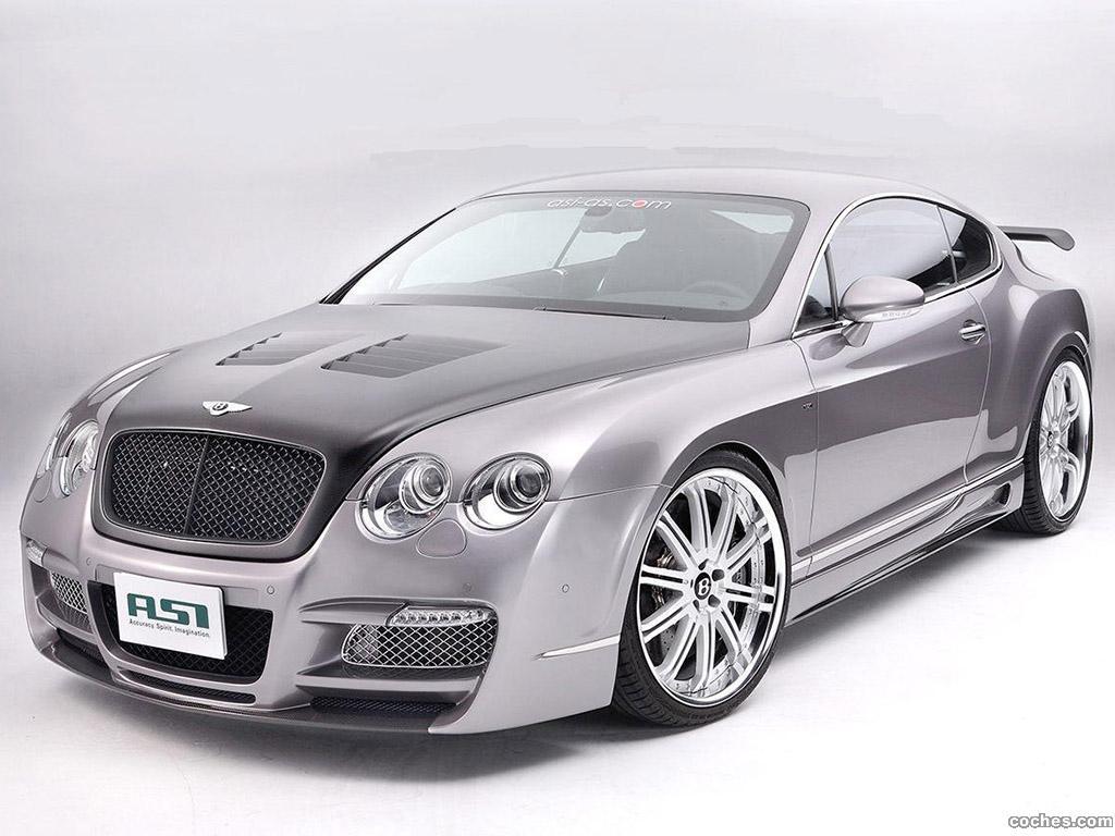 Foto 0 de ASI Bentley Continental GTS Speed 2008