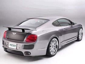 Ver foto 2 de ASI Bentley Continental GTS Speed 2008