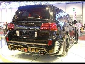 Ver foto 2 de Lexus LX570 Invader L60 2010