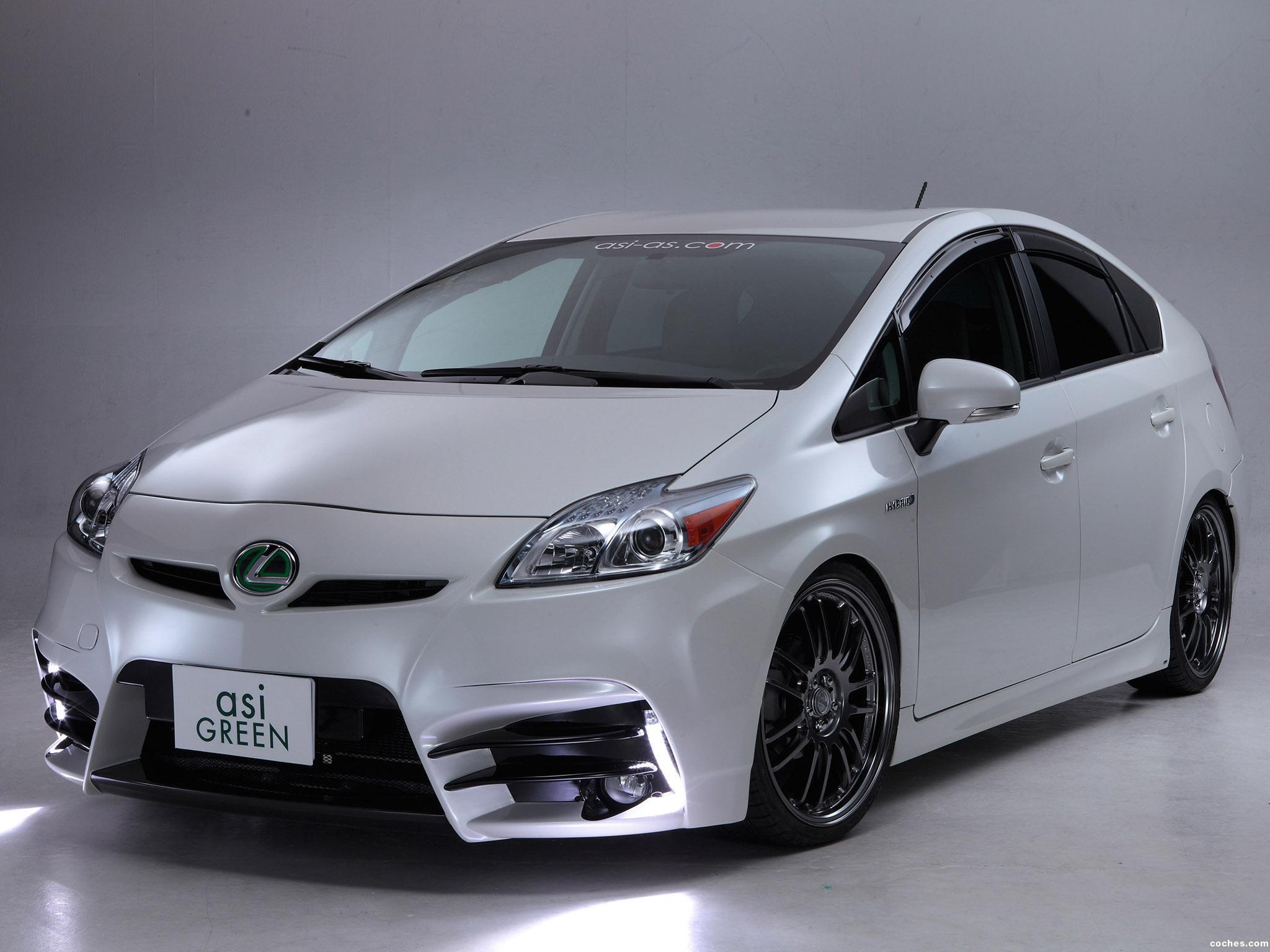 Foto 0 de Toyota Prius ZVW30 2009